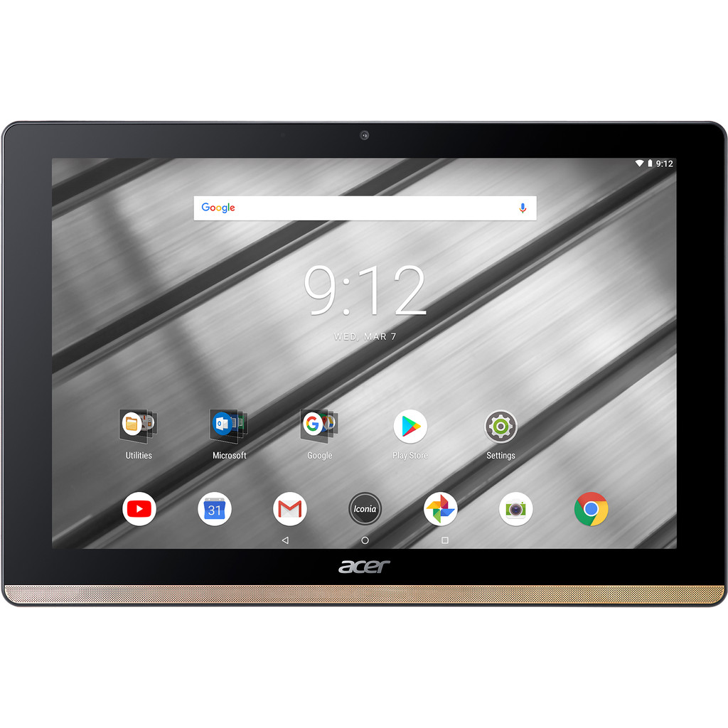 Afbeelding van Acer Iconia One 10 B3 A50FHD 32 GB Goud tablet