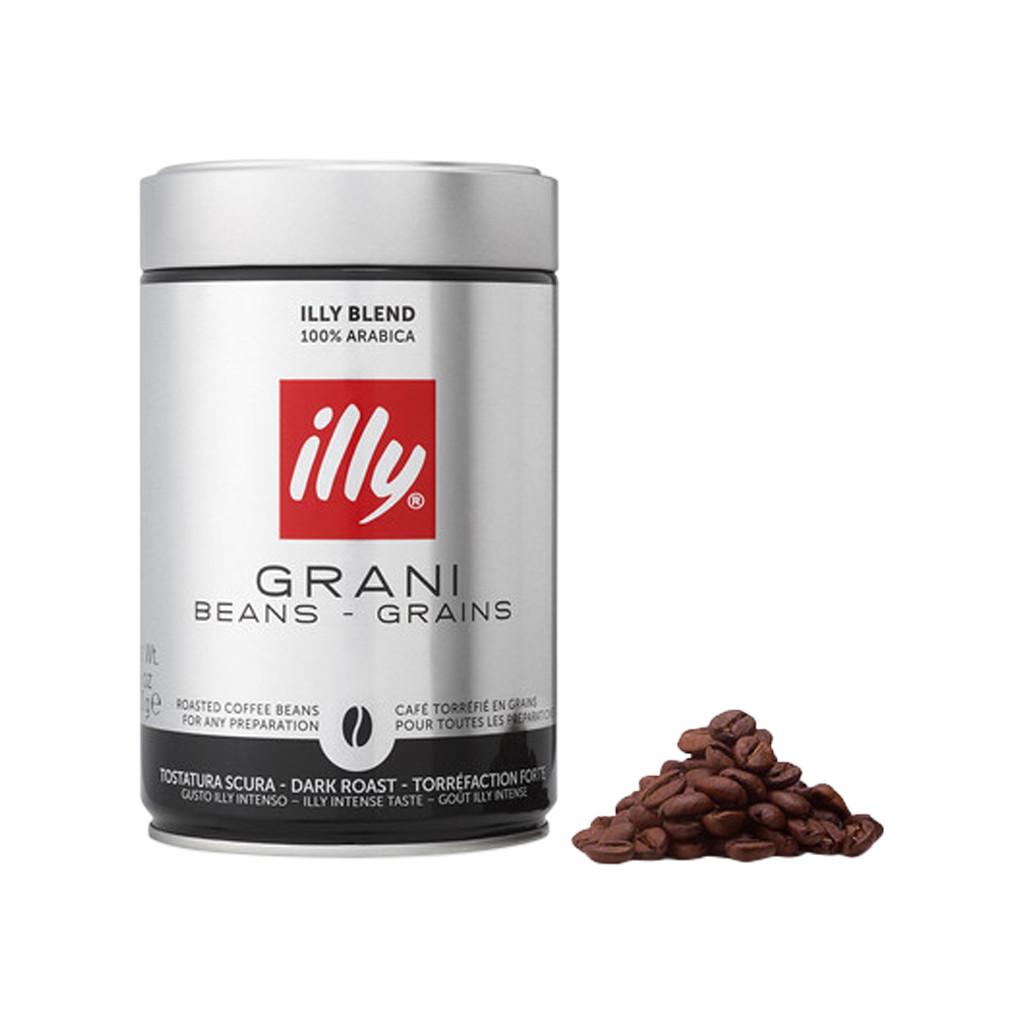 Illy Dark Roast koffiebonen 250 gram kopen