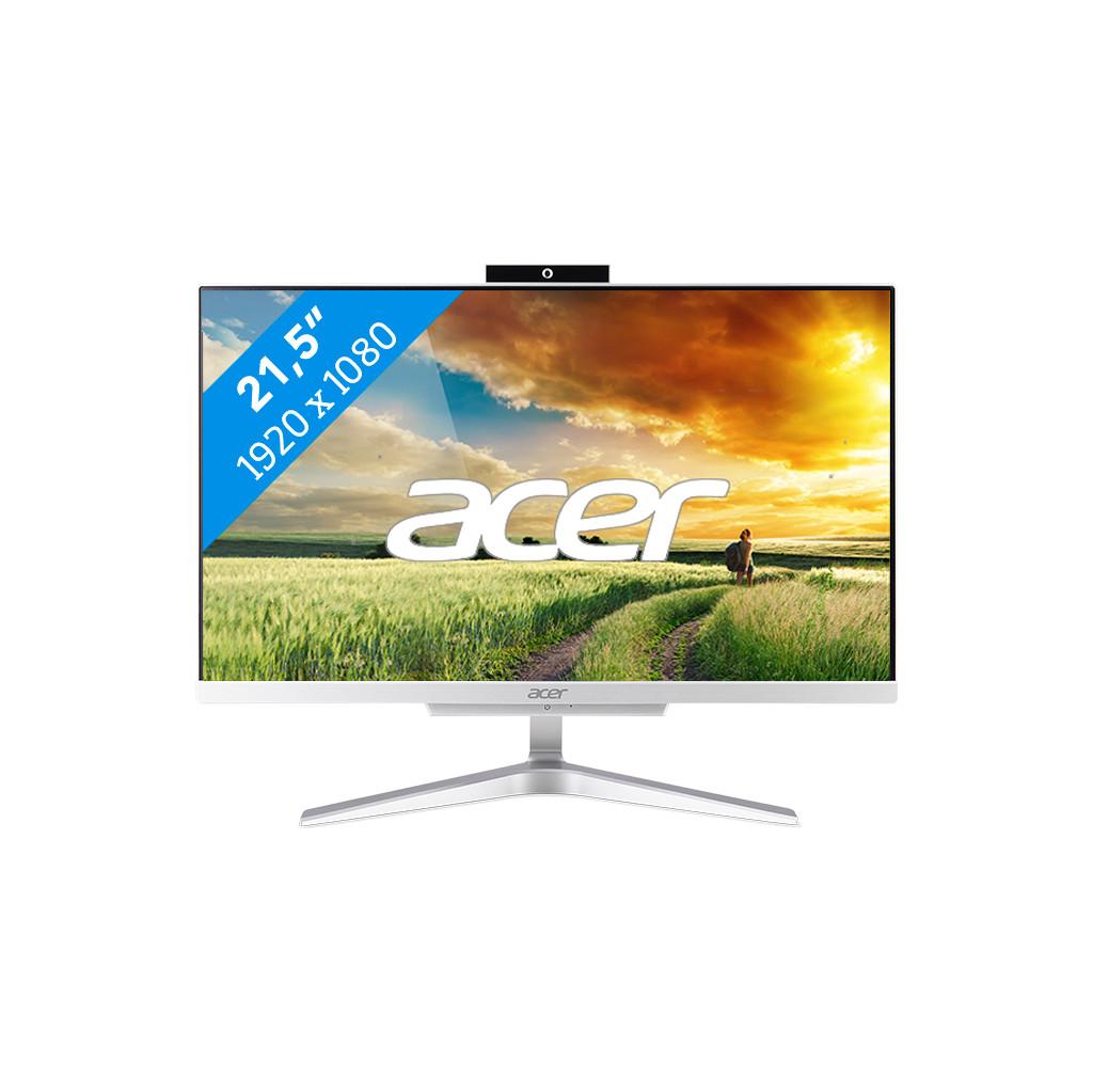 Afbeelding van Acer Aspire C22 820 I1008 All in One desktop