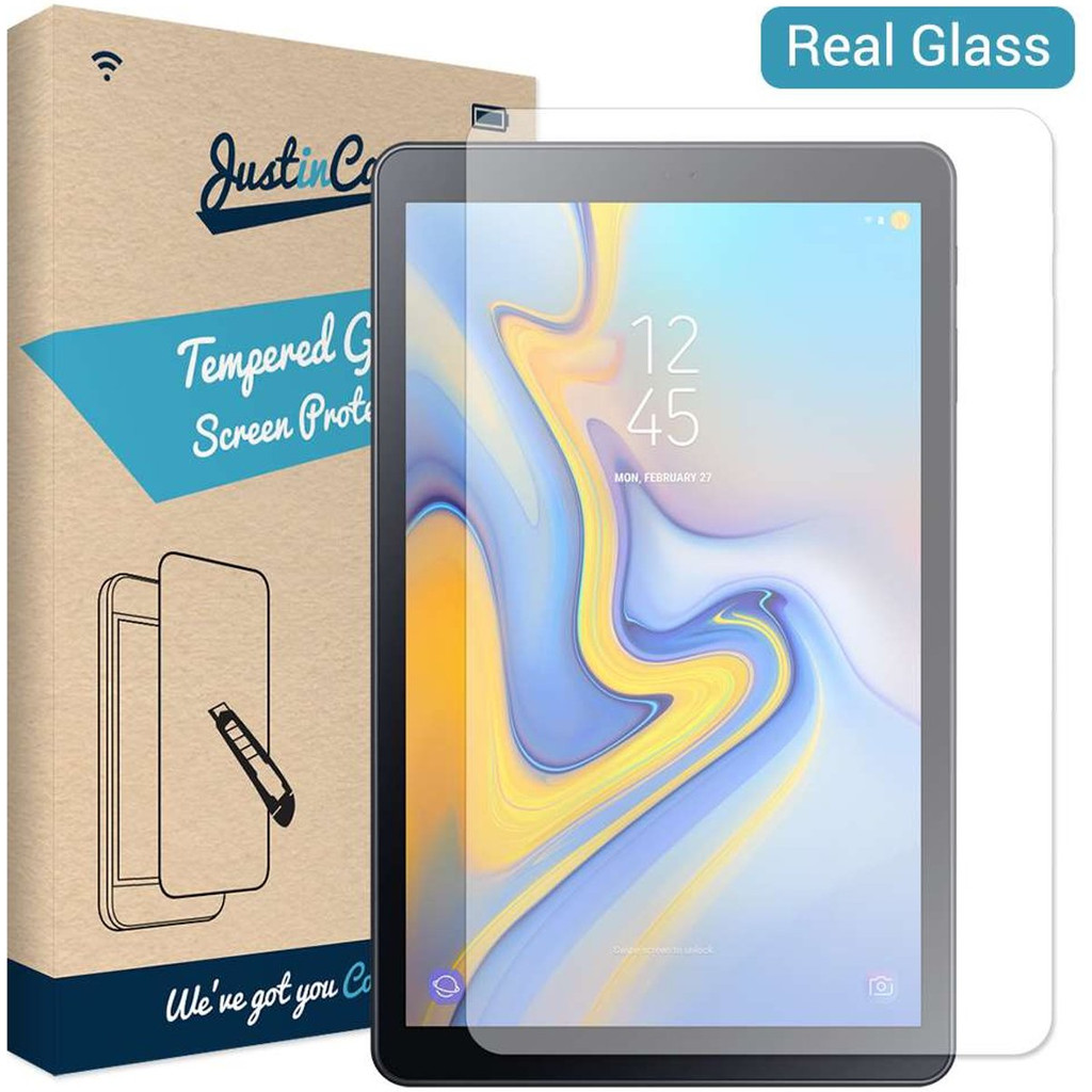 Just in Case Tempered Glass Samsung Galaxy Tab A 10.5 Screenprotector kopen