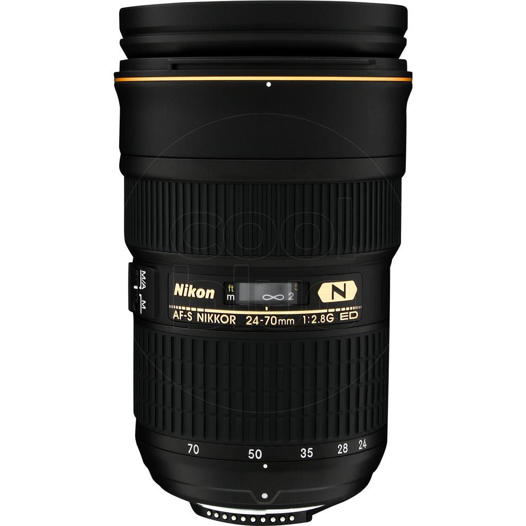 Image of Nikon AF-S 24-70mm f/2.8G ED