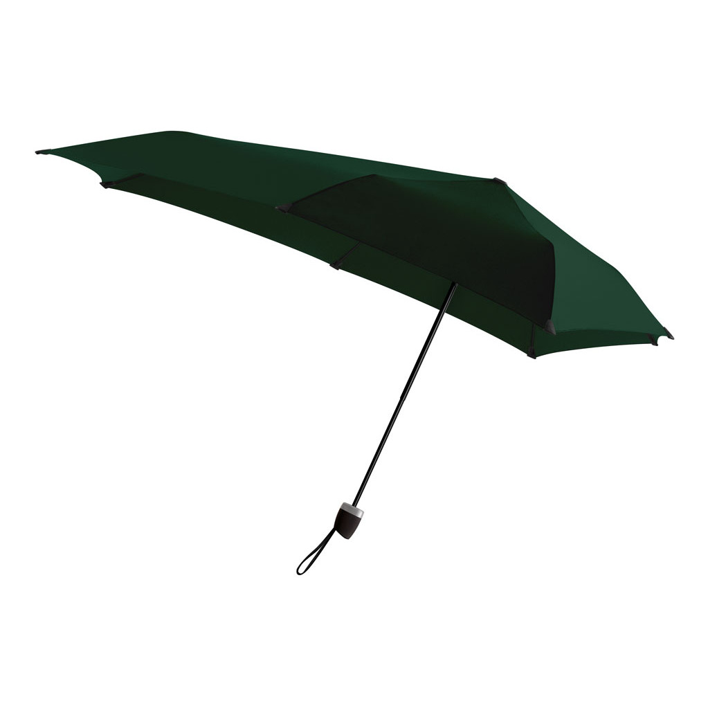 Senz Manual Stormparaplu velvet green