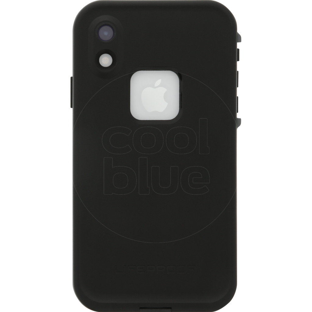 Lifeproof Fre Apple iPhone Xr Full Body Zwart