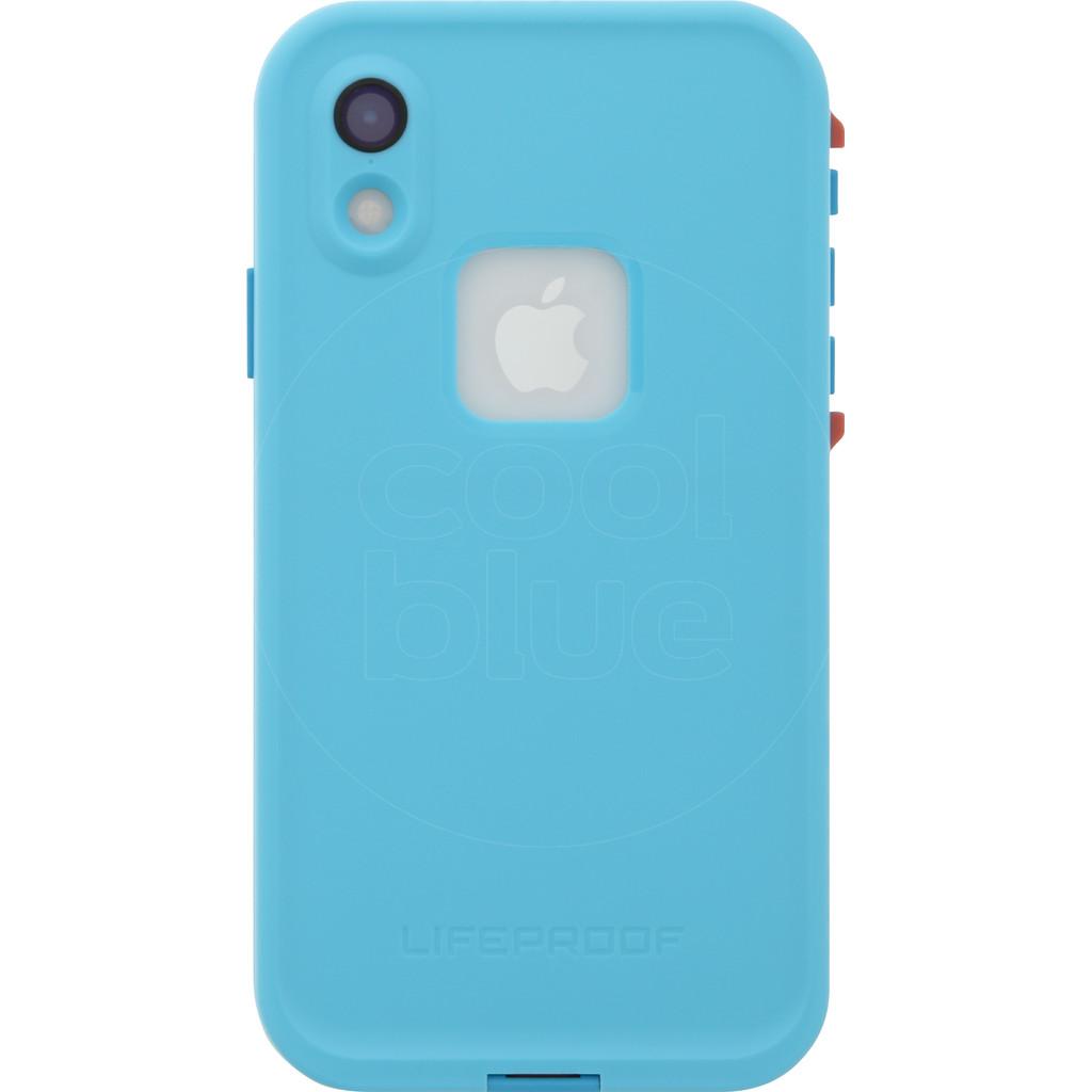 Lifeproof Fre Apple iPhone Xr Full Body Blauw
