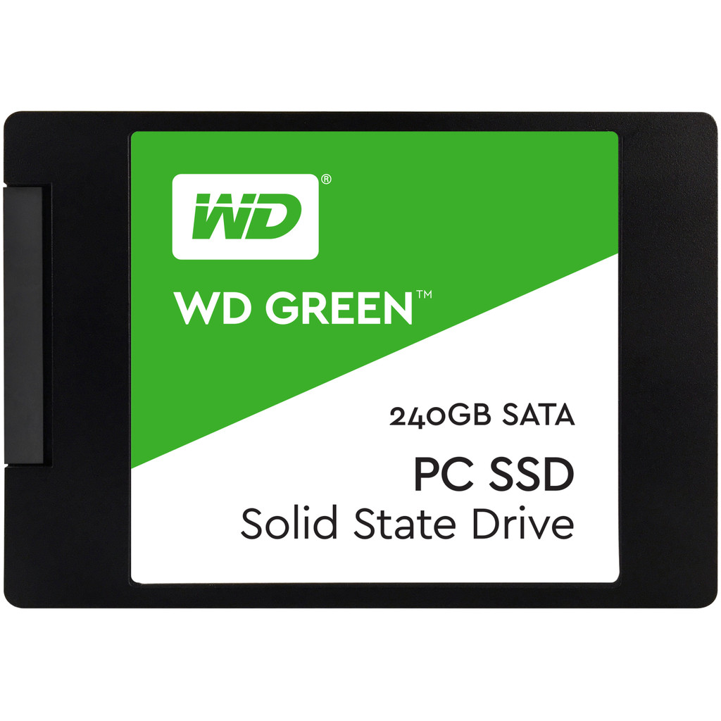 WD Green 2,5 inch 240GB kopen