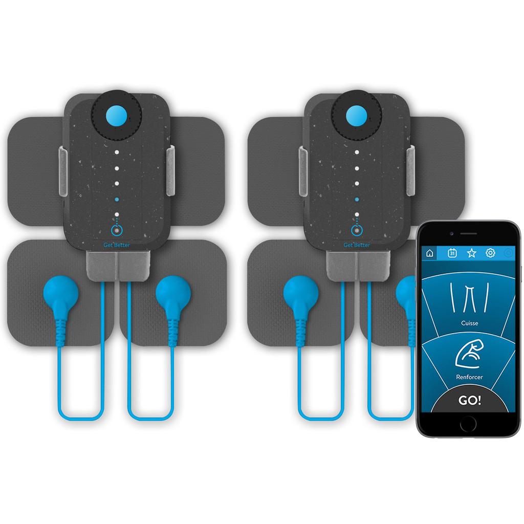 Afbeelding van Bluetens Duo Sport elektrostimulatie apparaat