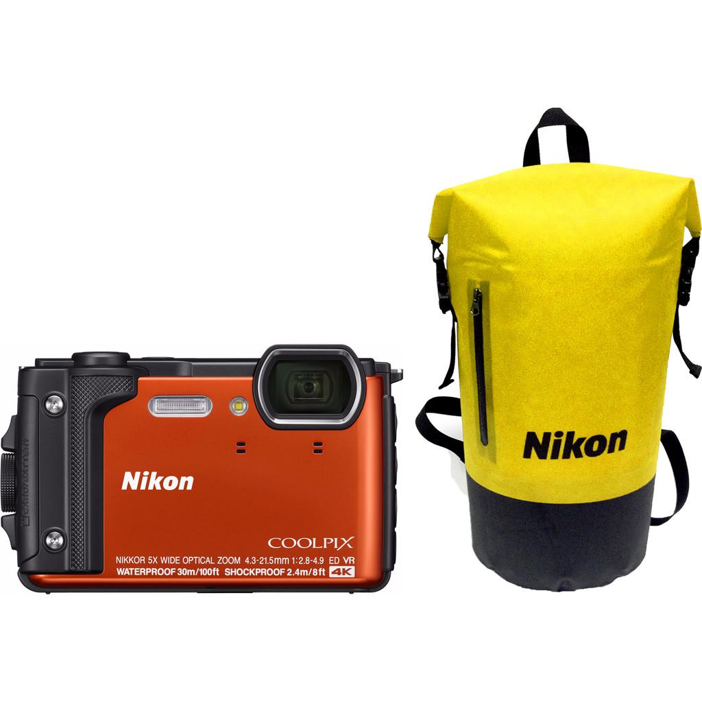 Image of Nikon Coolpix W300 Oranje