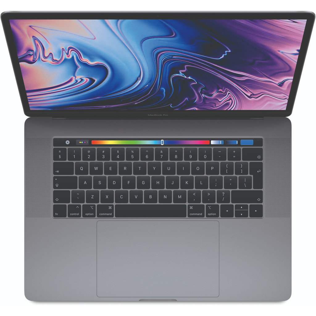 Apple MacBook Pro 15'' Touch Bar (2018) 16GB/2TB 2,6GHz Space Gray kopen