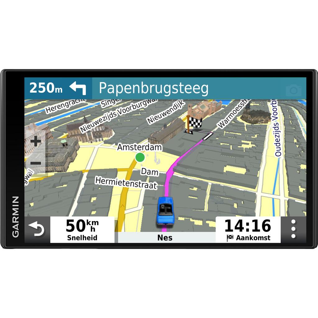 Garmin DriveSmart 65 MT-S EU Navigatiesysteem 17.7 cm 6.95 inch Europa