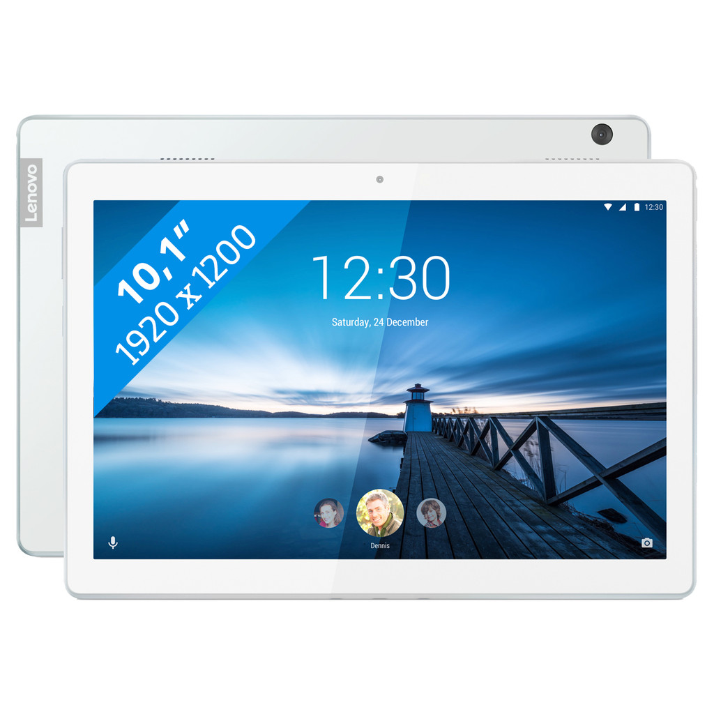 LENOVO Tab M10 16 GB Wit