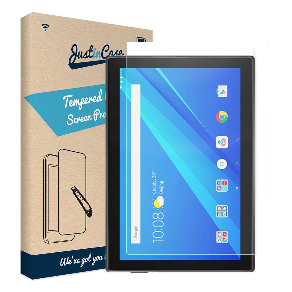 Just in Case Tempered Glass Lenovo Tab P10 Screenprotector Glas kopen