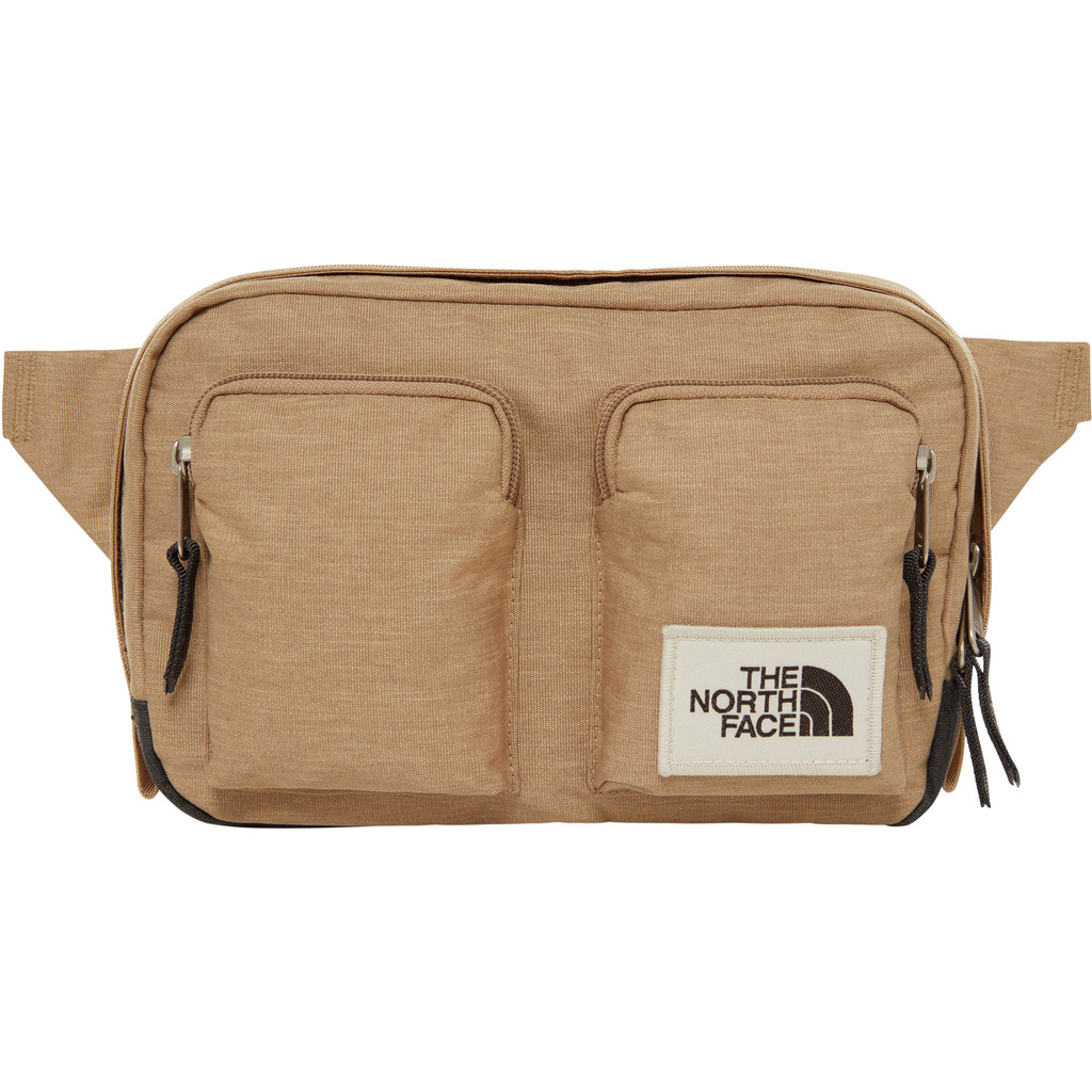 The North Face Kanga Kelp Tan/Dark Heather kopen