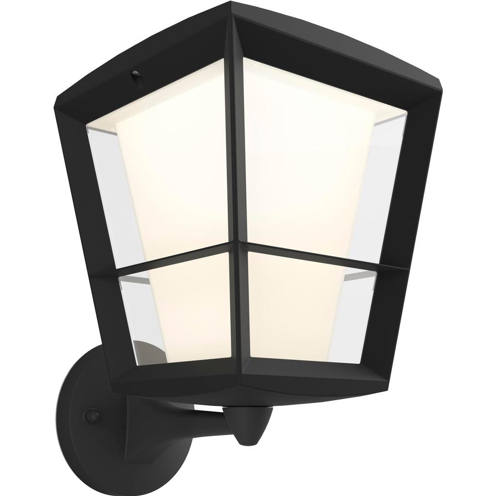 Philips Lighting Hue LED-wandlamp voor buiten Econic LED vast ingebouwd 15 W RGBW