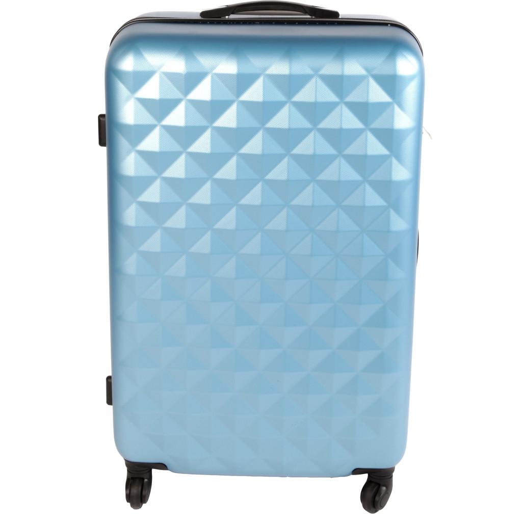 Afbeelding van Adventure Bags Edge Spinner 78cm Blauw koffer
