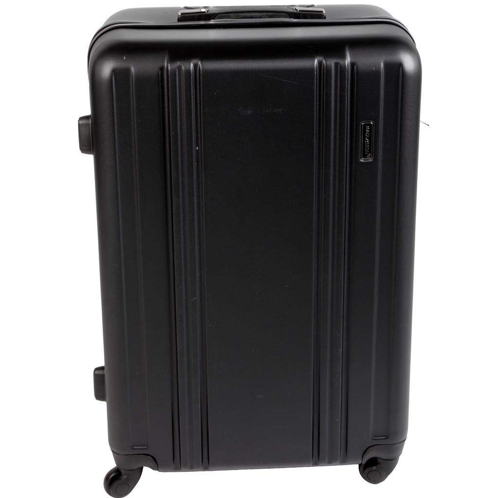 Afbeelding van Adventure Bags Madisson Spinner 69cm Zwart koffer