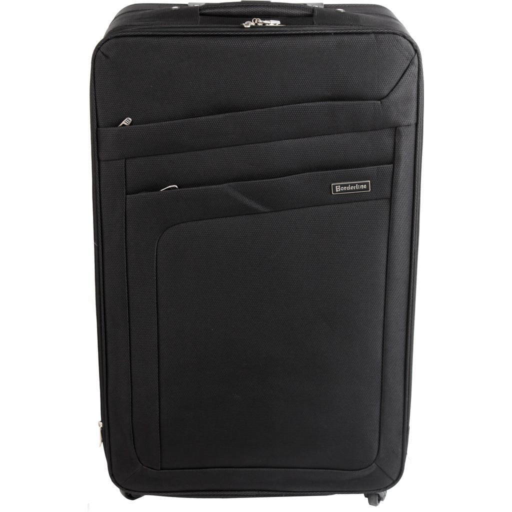 Afbeelding van Adventure Bags Bordlite Spinner 77cm Zwart koffer
