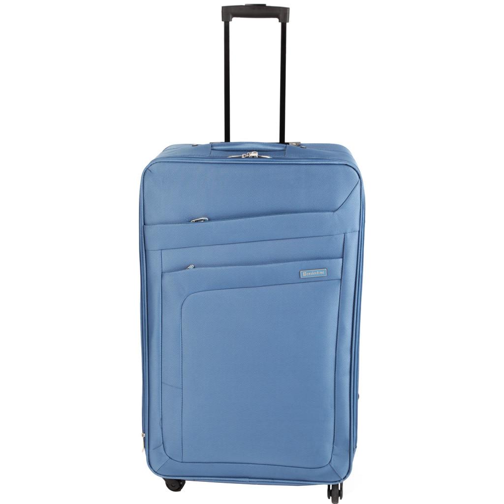 Afbeelding van Adventure Bags Bordlite Spinner 77cm Blauw koffer