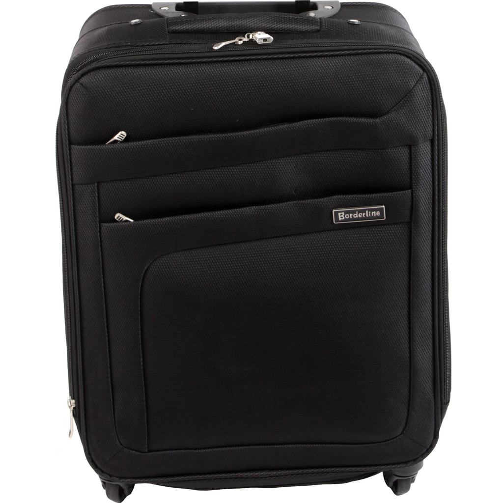 Afbeelding van Adventure Bags Bordlite Spinner 50cm Zwart koffer