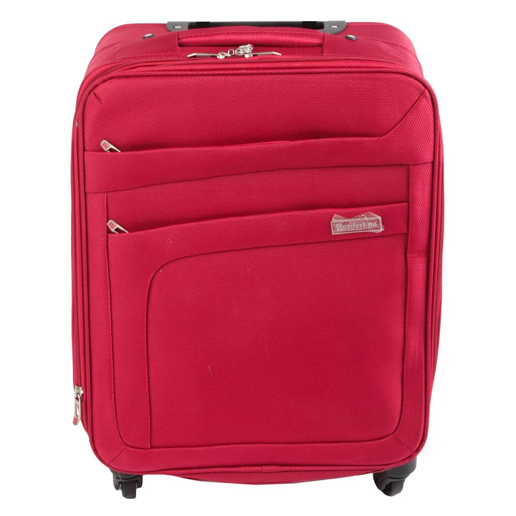 Afbeelding van Adventure Bags Bordlite Spinner 50cm Rood koffer