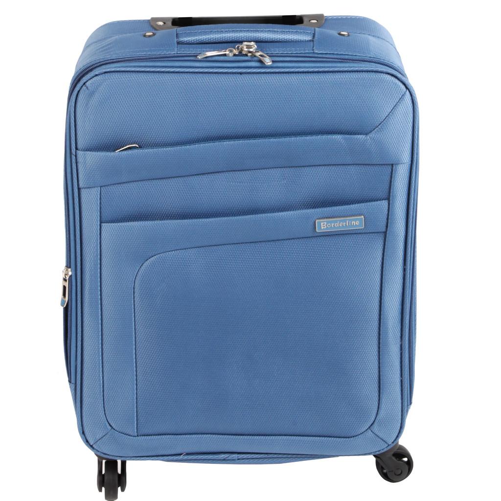Afbeelding van Adventure Bags Bordlite Spinner 50cm Blauw koffer