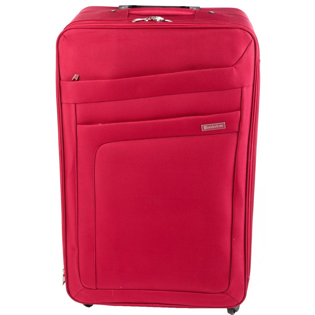 Afbeelding van Adventure Bags Bordlite Spinner 77cm Rood koffer