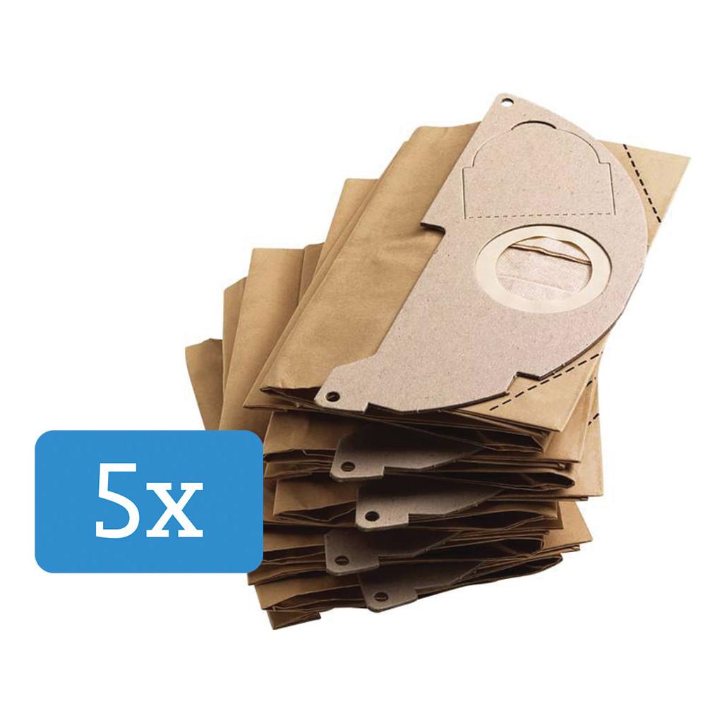 Karcher Stofzak voor WD 2 / WD 2.200 / A 20xx (5 stuks) kopen