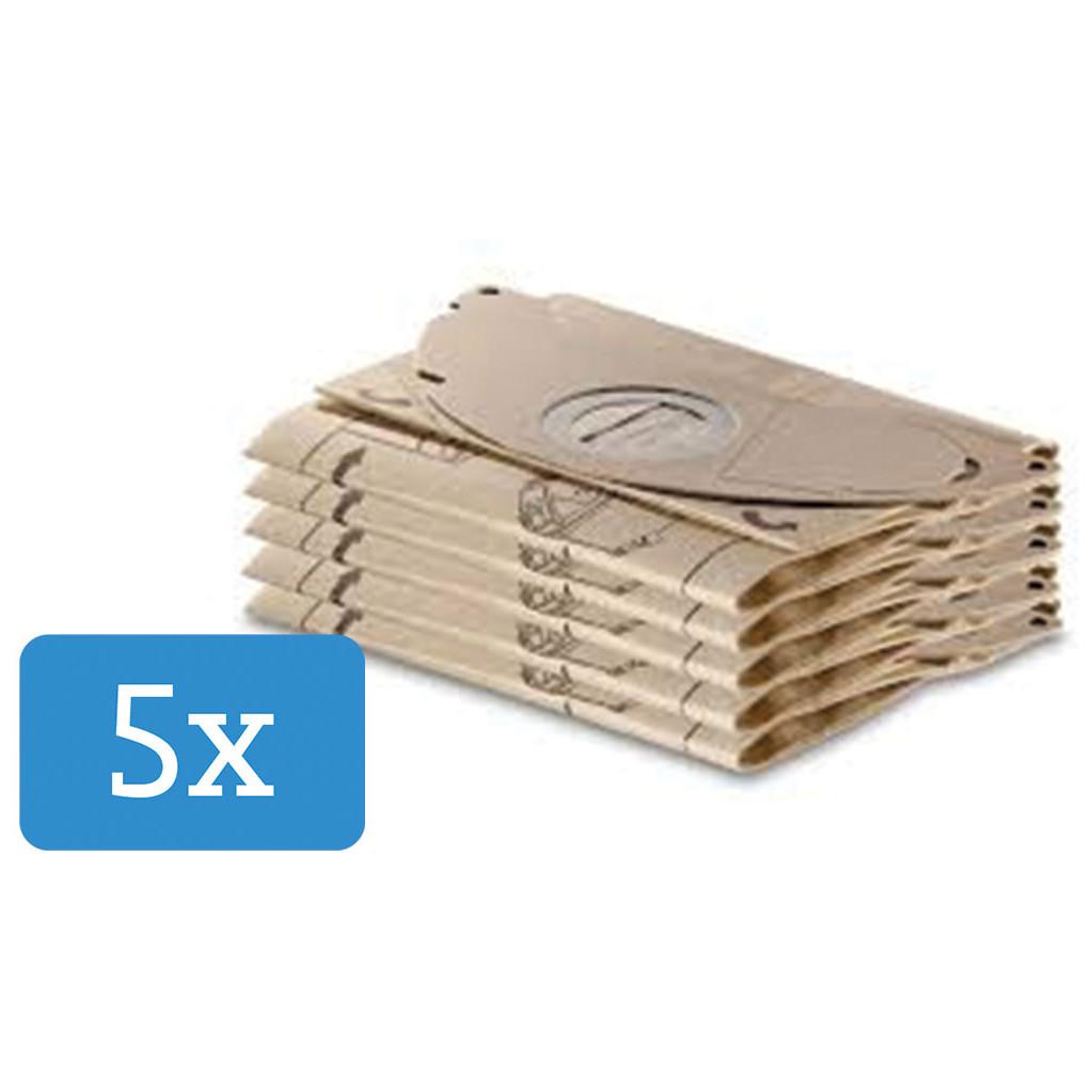 Karcher Stofzak voor Sproeiextractie-reiniger (5 stuks) kopen