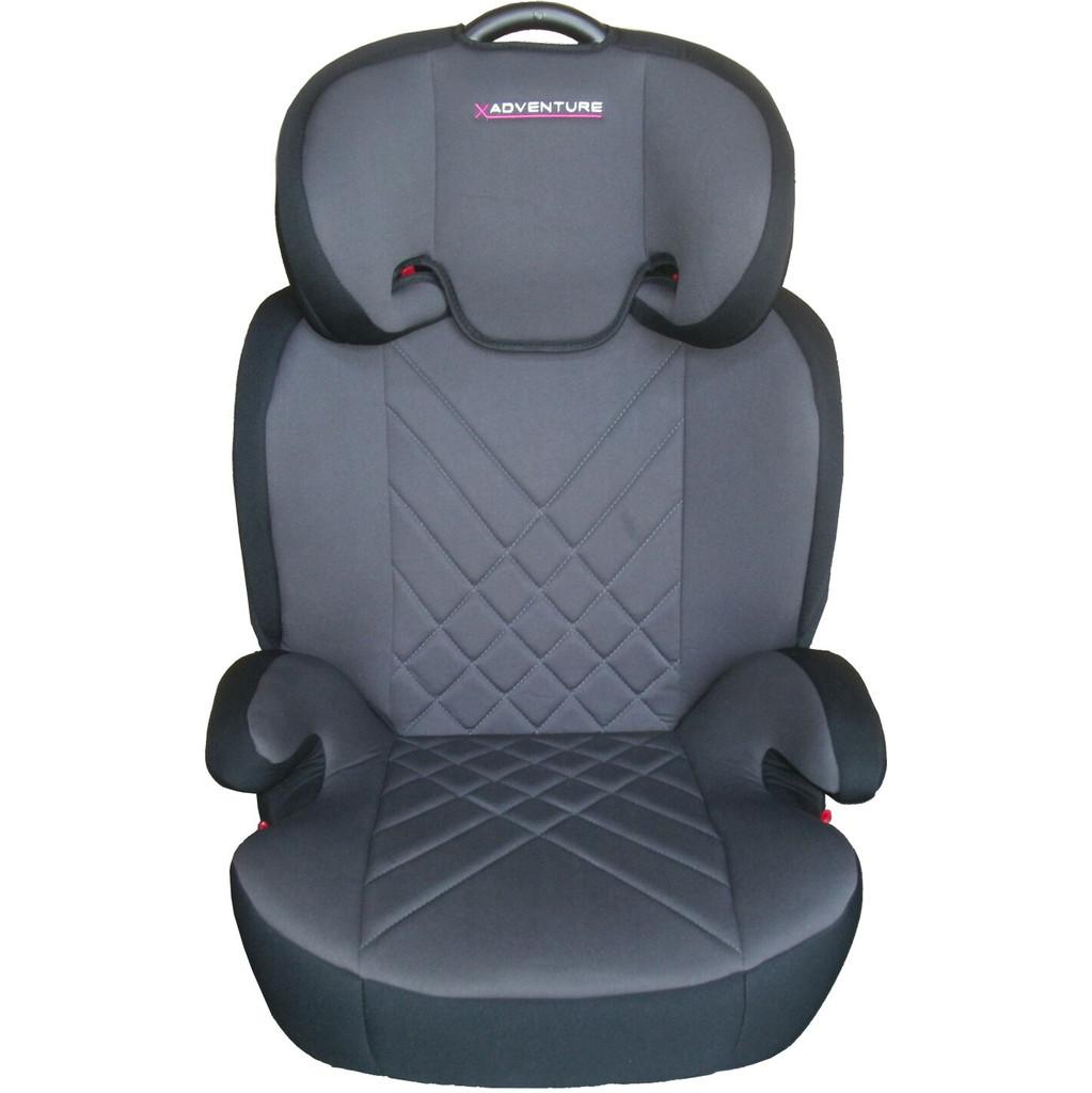 Autostoel X-adventure Juniorfix Grijs