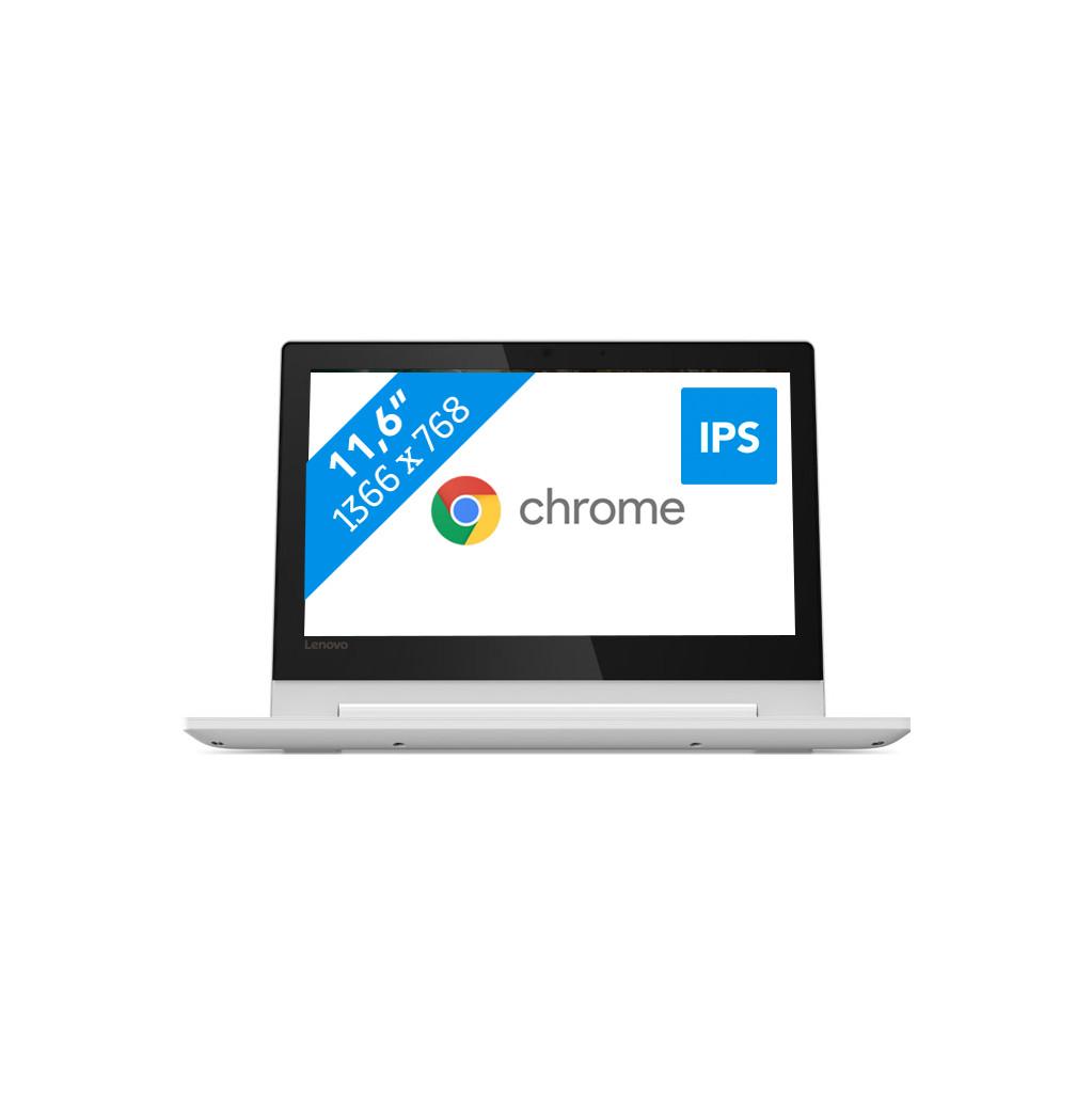 "Lenovo Chrome C330 11.6"" 4GB 64GB WIT"