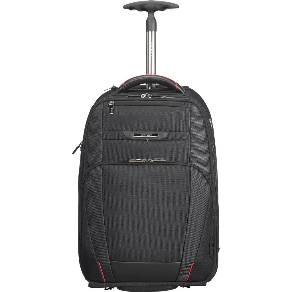 Samsonite Pro-DLX 5 Laptop Backpack Wheels 17.3'' black