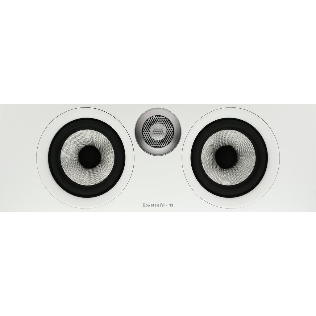 Afbeelding van Bowers & Wilkins HTM6 Wit hifi speaker