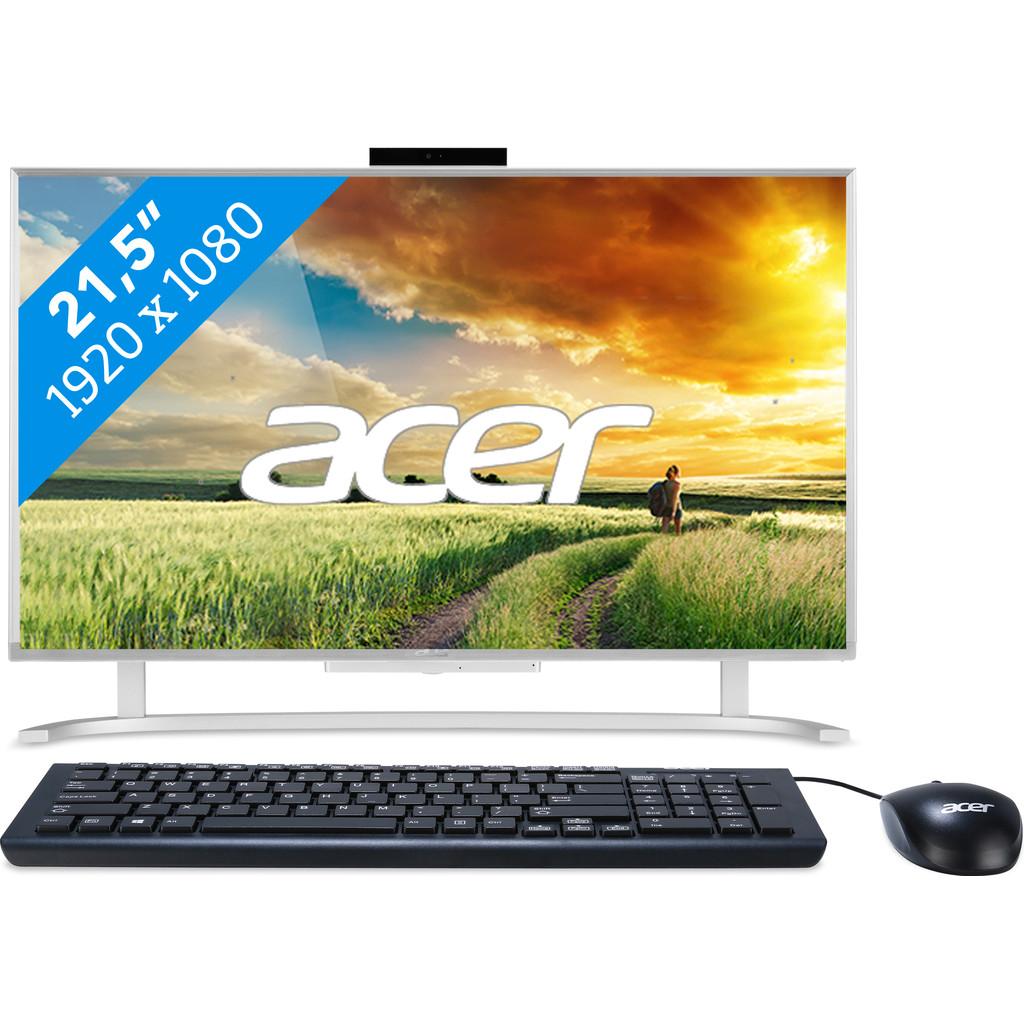 Afbeelding van Acer Aspire C22 720 I4404 NL All in One desktop