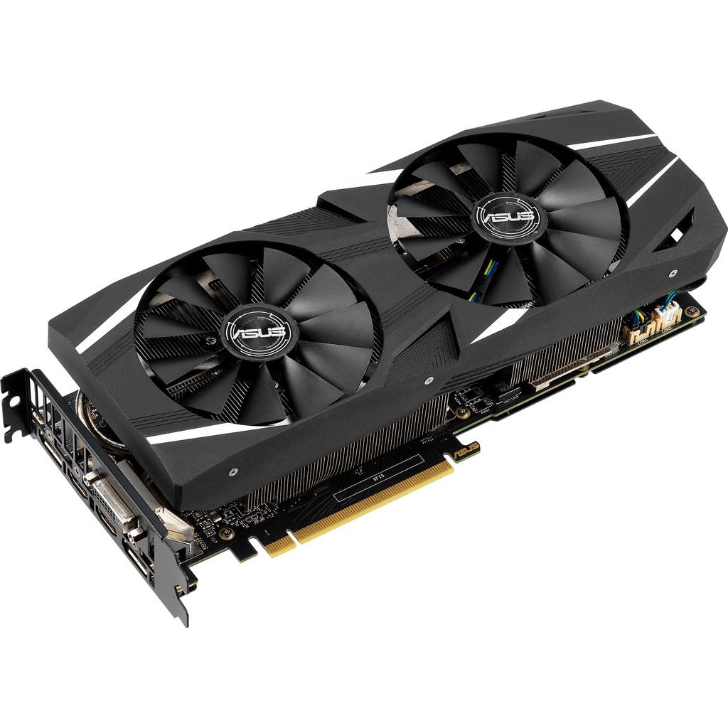 Afbeelding van Asus Geforce Dual RTX 2060 06G videokaart