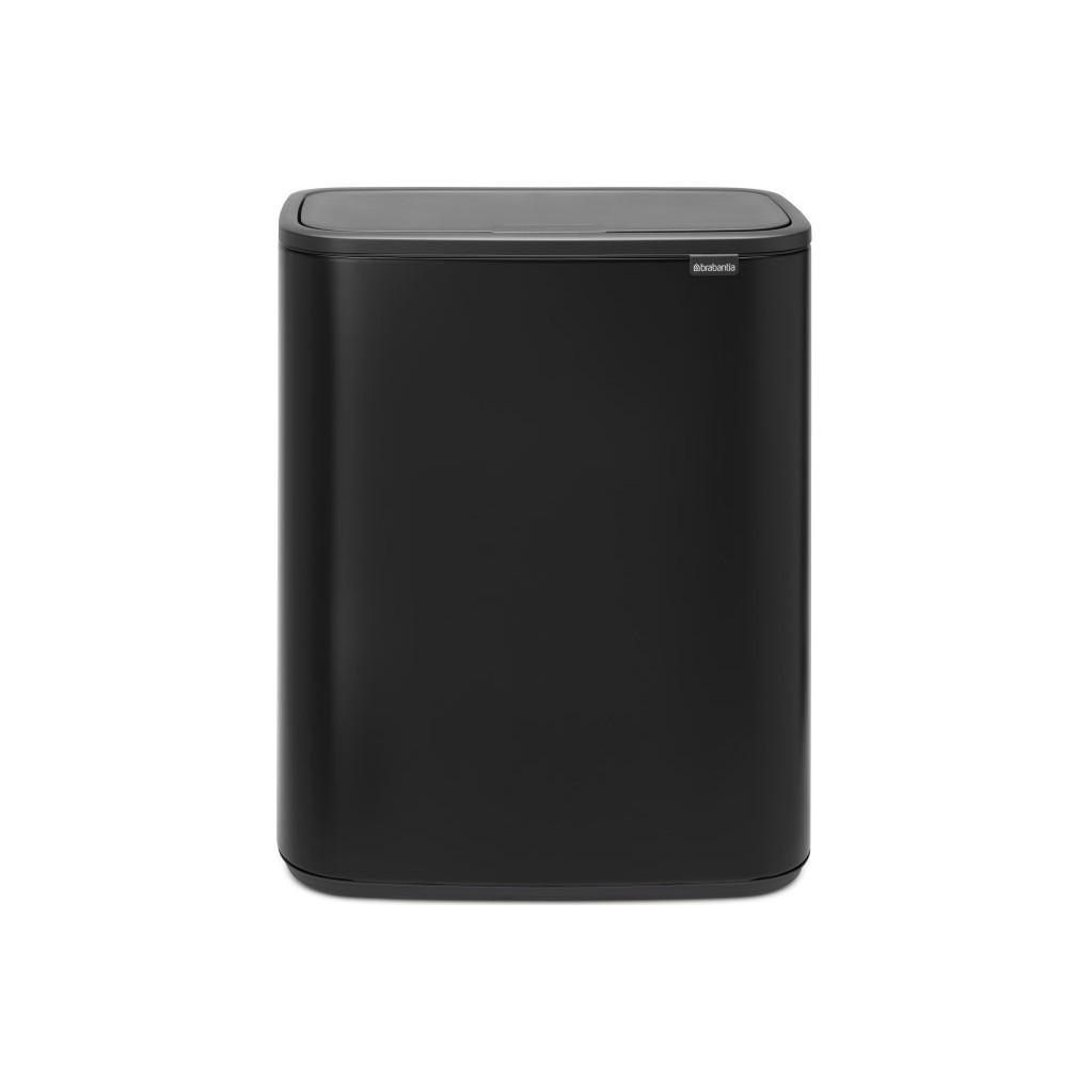 Brabantia Bo Touch bin 60 liter matt black