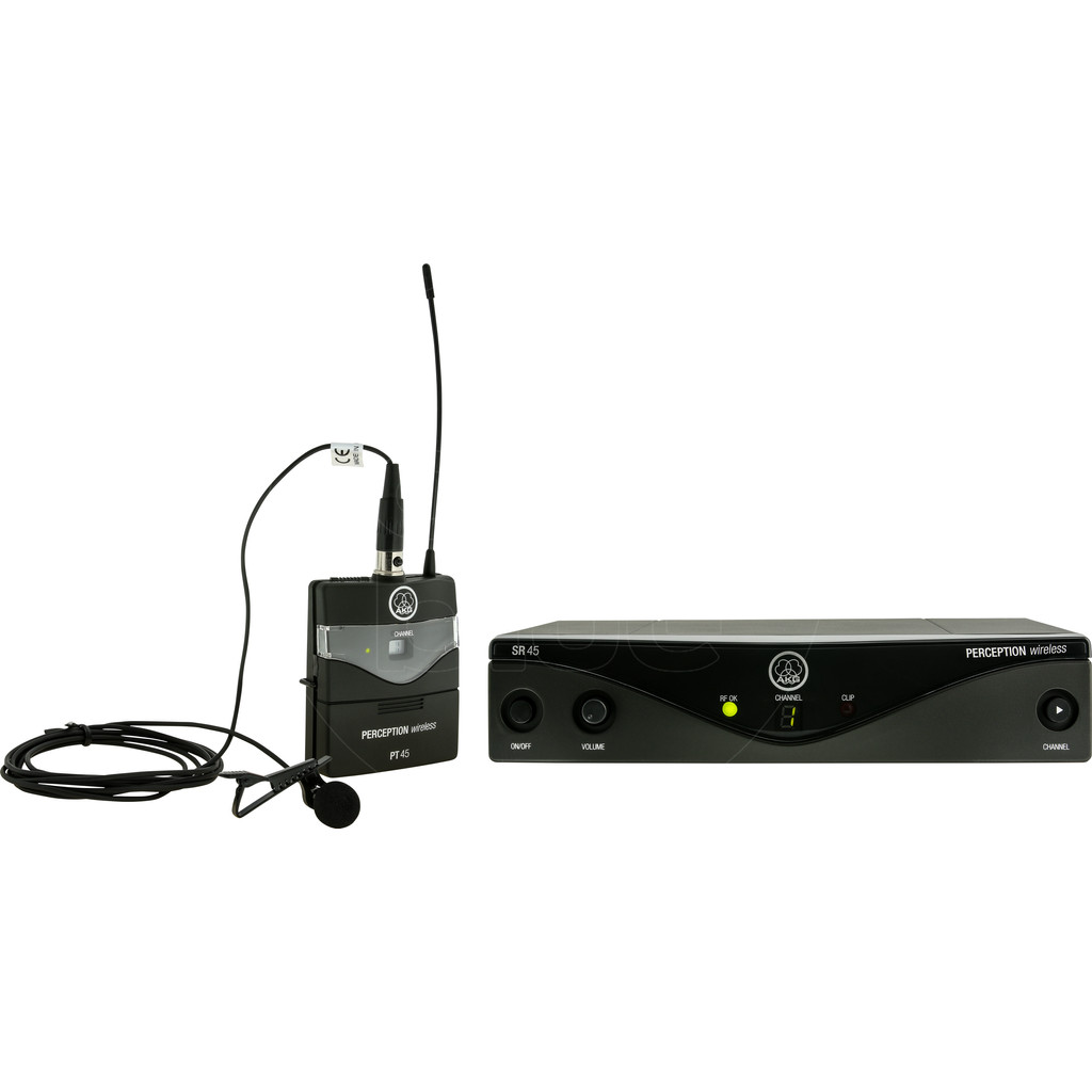 Afbeelding van AKG Perception Wireless 45 Presentatieset A (530.025 MHz)
