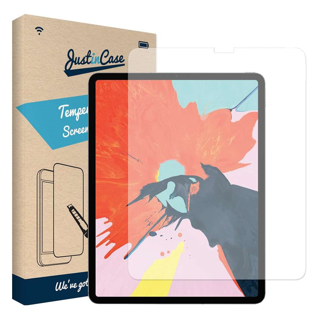 Just in Case Tempered Glass Apple iPad Pro 11 Inch Screenprotector Glas kopen