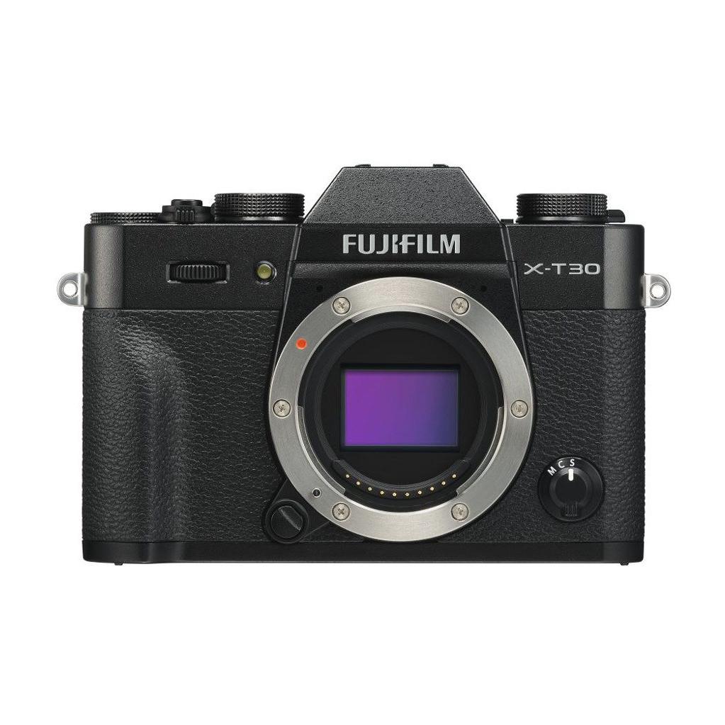 Fujifilm X-T30 systeemcamera Body Zwart