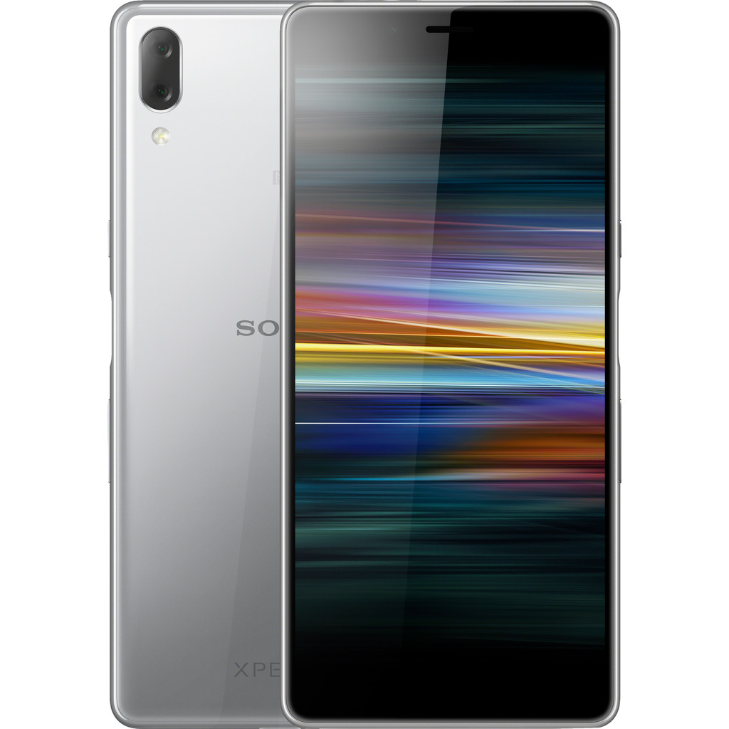 SONY Xperia L3 32GB Dual-sim Zilver