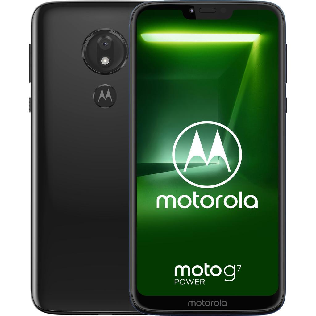 MOTOROLA Moto G7 Power 64GB Dual-sim Zwart