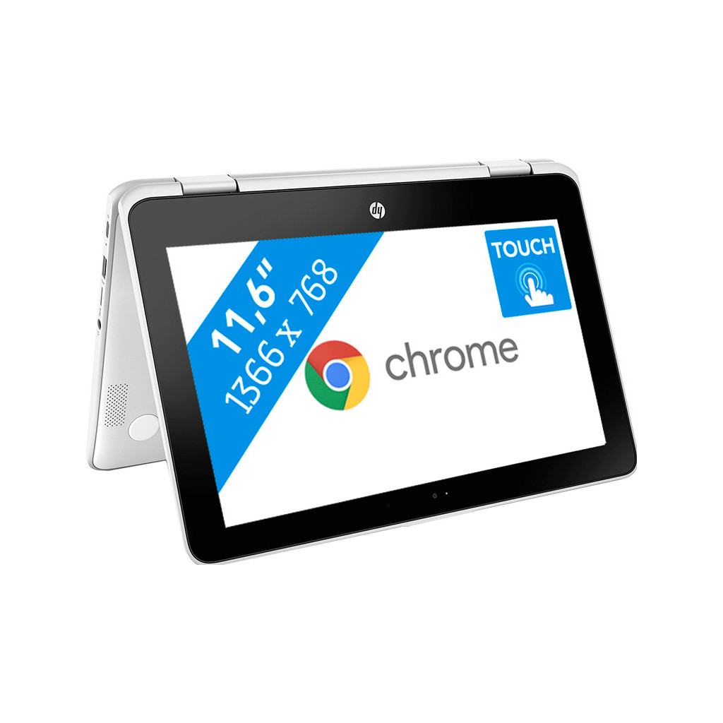 HP Chromebook X360 11-ae100nd