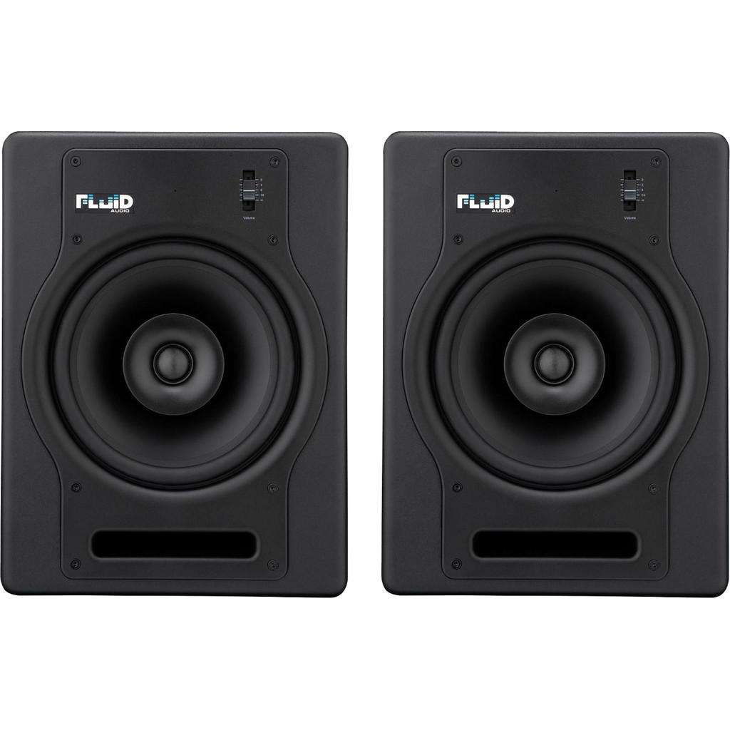 Fluid Audio FX8 Zwart (per paar) kopen