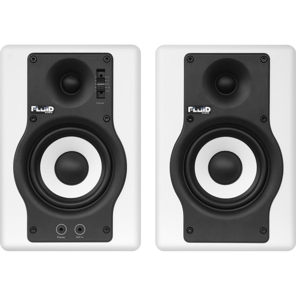 Fluid Audio F4 Wit (per paar) kopen