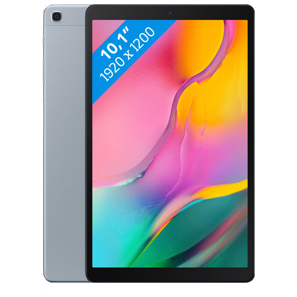 Samsung Galaxy Tab A 10.1 (2019) 32GB Wifi Zilver kopen