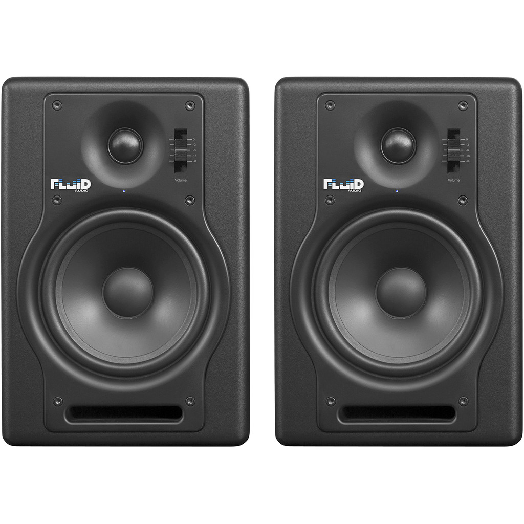 Fluid Audio F5 Zwart (per paar) kopen