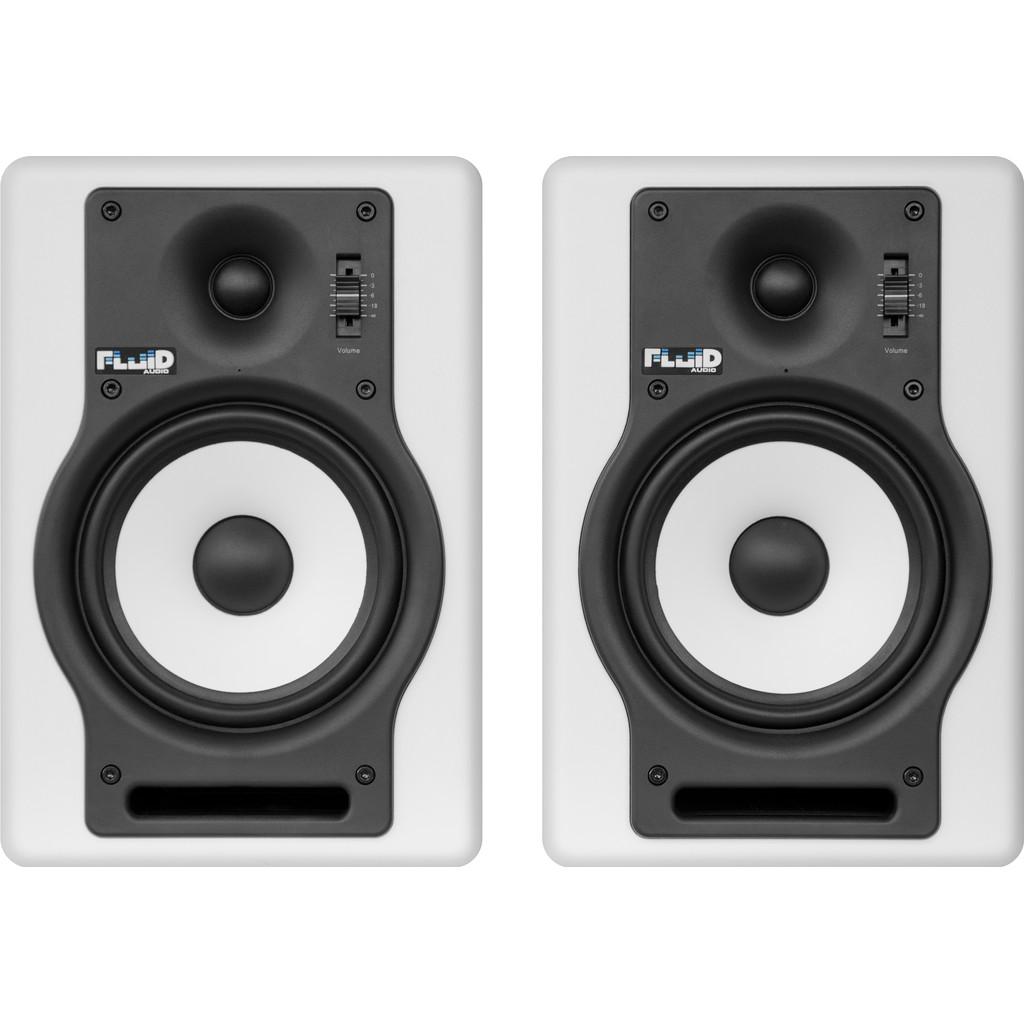 Fluid Audio F5 Wit (per paar) kopen