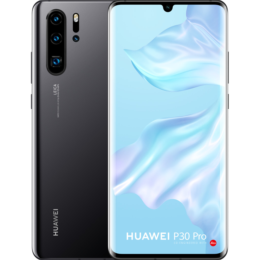 HUAWEI P30 Pro 256GB Dual-sim Zwart