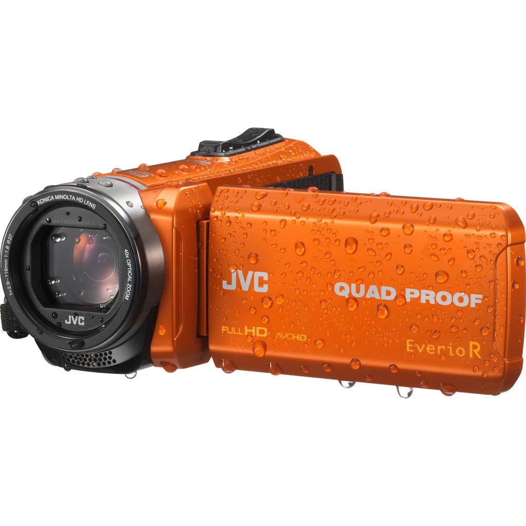 JVC GZ-R445DEU Oranje kopen