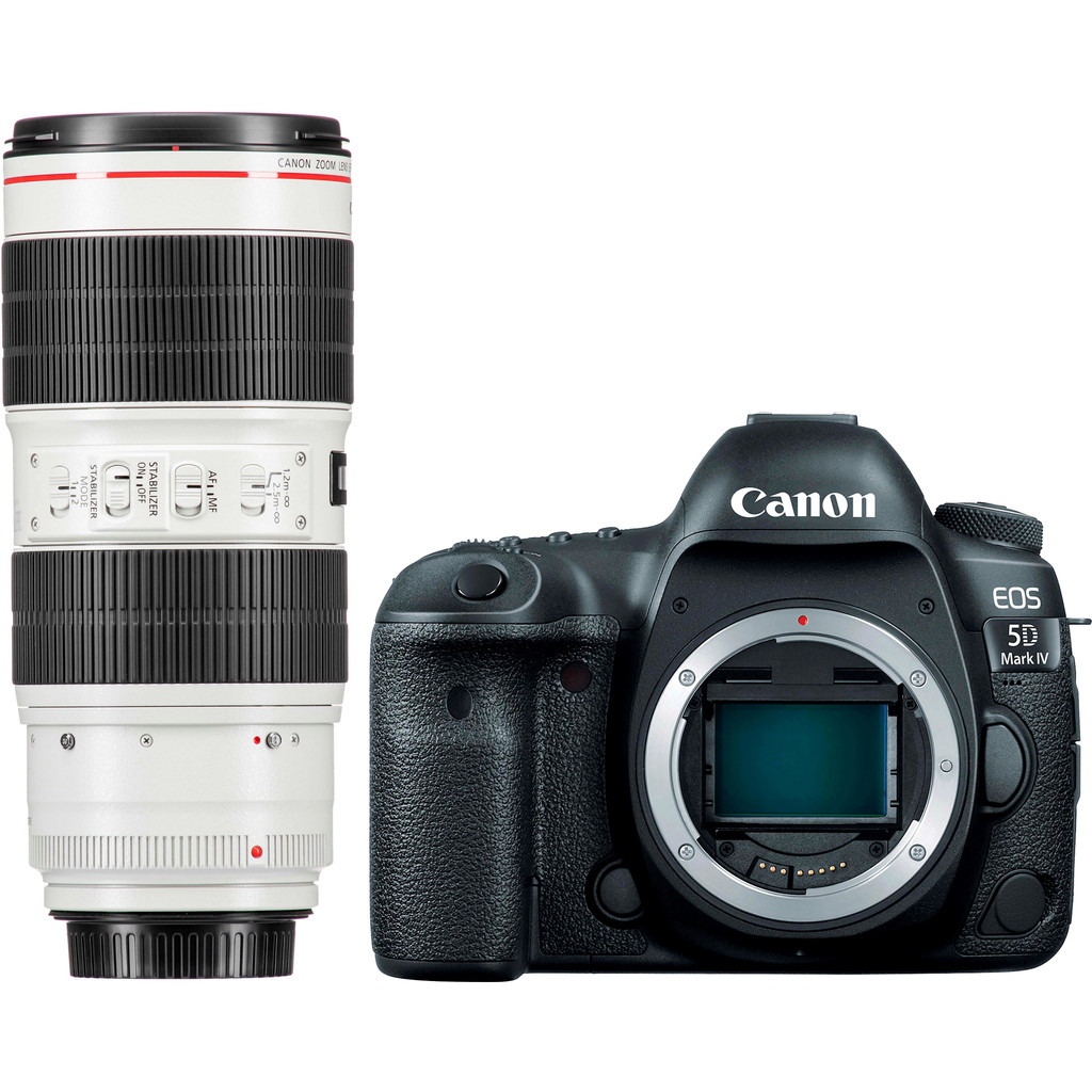 Canon EOS 5D Mark IV + 70-200mm f/2.8L IS III USM kopen