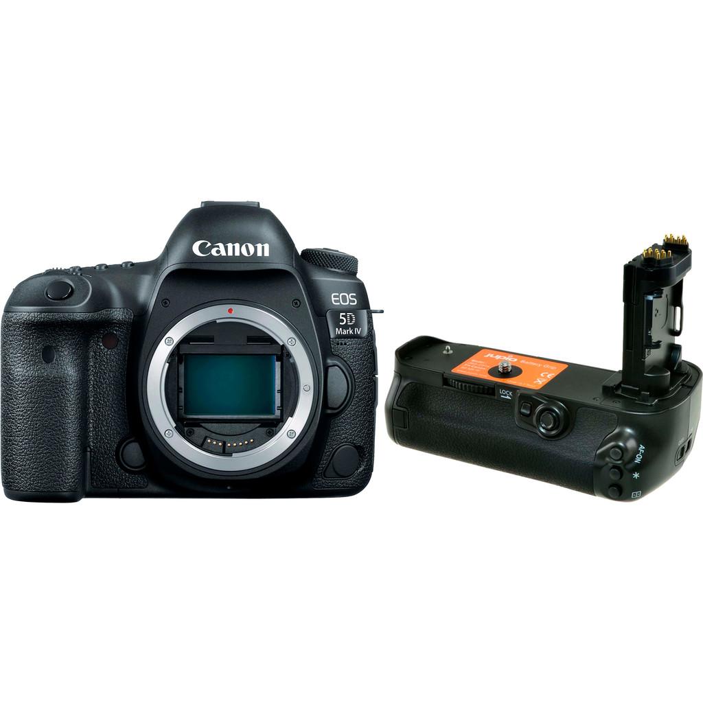 Canon EOS 5D Mark IV + Jupio Battery Grip (BG-E20) kopen