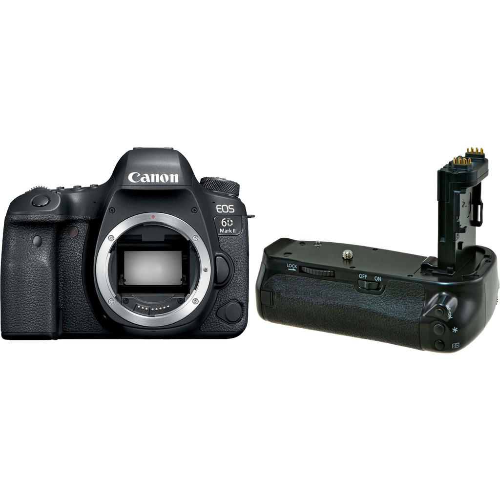 Canon EOS 6D Mark II + Jupio Battery Grip (BG-E21) kopen